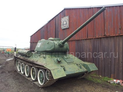 Вездеход ЧТЗ Т-34 в Оренбурге
