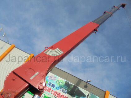 Кран-манипулятор MITSUBISHI Fuso Fighter 1999 года