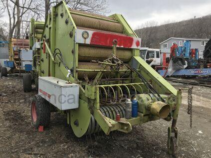 Пресс-подборщик Claas Rollant 62 во Владивостоке