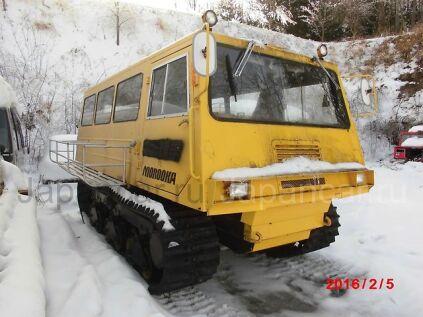 Вездеход Morooka MJ 100 2000 года во Владивостоке