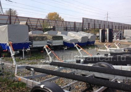 Прицеп Прицеп легковой саз 82994 в Томске