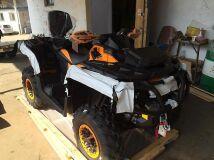 квадроцикл BRP 800 XTP
