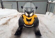 снегоход BRP SKANDIC SWT 900 ACE