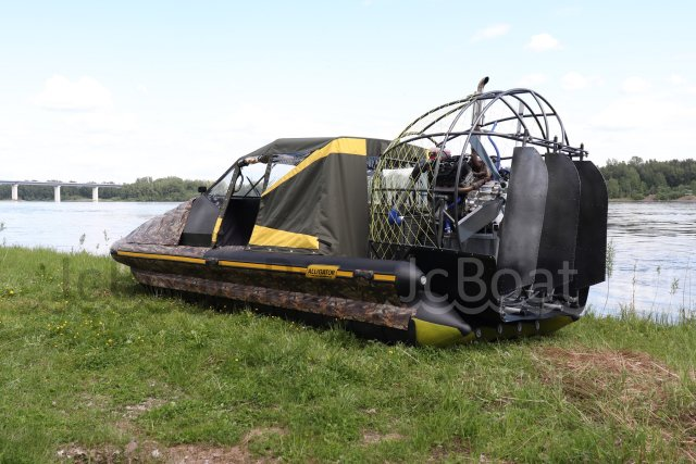 аэролодка ALLIGATOR RAPTOR 650 DIESEL 2020 года