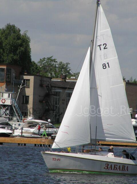 яхта парусная T2 Цефей 1982 года