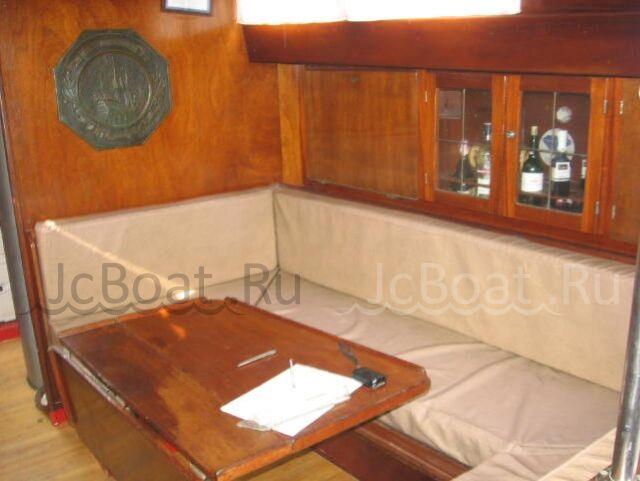 яхта парусная TOYOTA MARINE CONRAD 45 1988 года