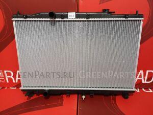 Радиатор двигателя на Honda CR-V RE5