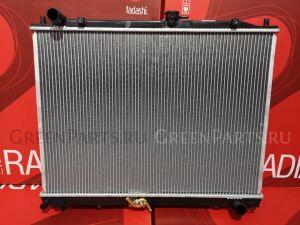 Радиатор двигателя на Mitsubishi Pajero V65W 6G72