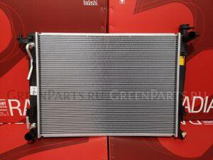 Радиатор двигателя на Kia Sportage SL G4NC