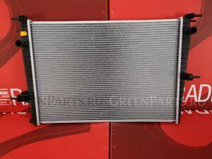 Радиатор двигателя на Renault Megane DZ0