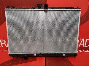 Радиатор двигателя на Mitsubishi Outlander CU2W