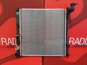 Радиатор двигателя на Hyundai Sonata 2.0