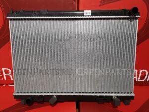 Радиатор двигателя на Infiniti M35 Y50