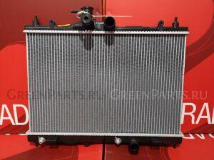 Радиатор двигателя на Nissan Tiida SC11X