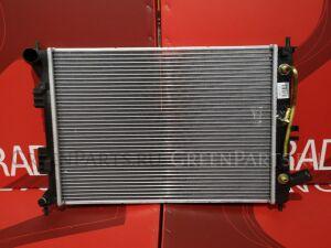 Радиатор двигателя на Hyundai Elantra MD G4FG