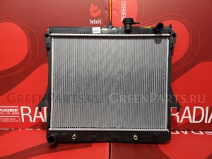 Радиатор двигателя на Chevrolet Colorado LH8
