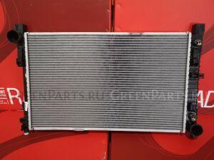 Радиатор двигателя на Mercedes-benz C-CLASS CL203