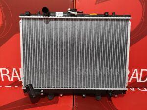 Радиатор двигателя на Mitsubishi Challenger 6G72