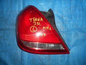 Фонарь на Nissan Teana J31, PJ31, TNJ31