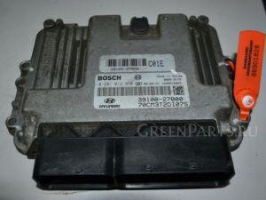 Блок управления двигателем на Hyundai Santa Fe II CM D4EB