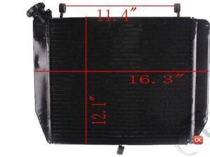 Радиатор на YAMAHA YZF-R1