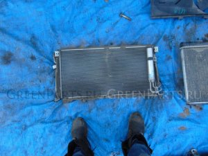 Радиатор кондиционера на Mitsubishi Lancer Cedia CS5W 4G93