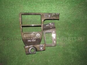 Консоль магнитофона на Toyota Chaser JZX100 1JZGE