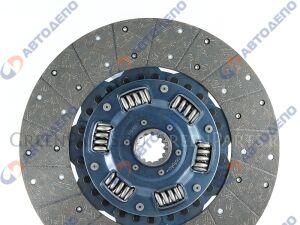 Диск сцепления на Mitsubishi FUSO FP414, FP415, FP514, FP515, FP545, FT415, FV414, F 8DC9, 10DC11, 8DC92A2, 10M21, 10M20 170105