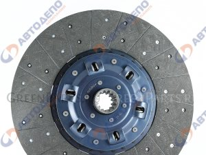 Диск сцепления на Mitsubishi FUSO FP517, FV517, FP415, FP418, FP419, FP445, FP449, F 170153