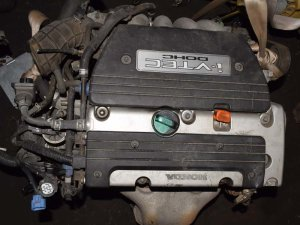 Двигатель на Honda Accord CL7 K20A EGR