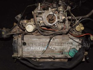 Двигатель на Mazda 323 BF B5 carburetor