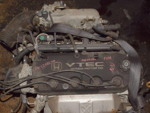 Двигатель на Honda Accord CF6 F23A 56000km