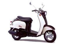 мотоцикл YAMAHA NEW VINO  SA10J