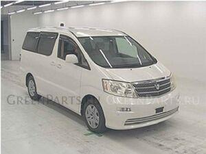 Насос кондиционера на Toyota Alphard ANH10,ANH15 2AZ-FE