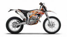 мотоцикл KTM FREERIDE 250