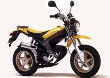 скутер SUZUKI STREET MAGIC 50 II