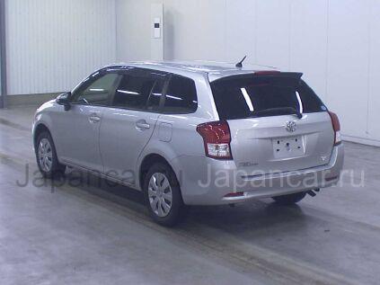 Toyota Corolla Fielder 2012 года в Японии