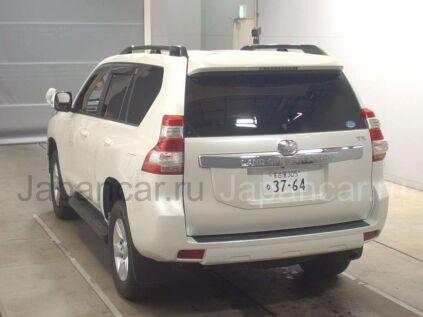 Toyota Land Cruiser Prado 2014 года в Японии
