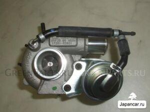 Турбина на Daihatsu Tanto