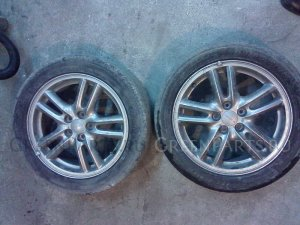 Диск литой на Subaru Legacy BL5 BE5 BH5 BP5 BL5