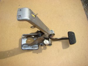 Педаль тормоза на Toyota Ipsum ACM21 47110-44131