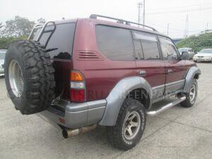 Рейлинги на Toyota Land Cruiser Prado 95