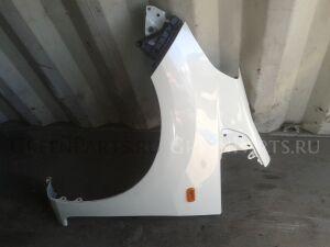Крыло на Honda Fit GE 2mod