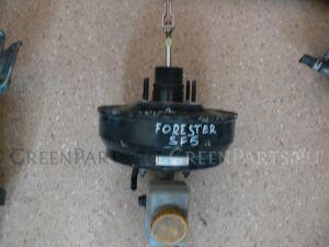 Главный тормозной цилиндр на Subaru Forester SF5
