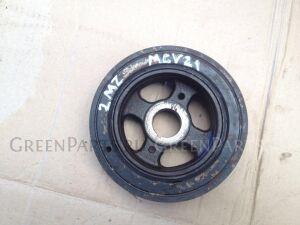 Шкив на Toyota Windom MCV21 2MZ