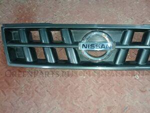 Решетка радиатора на Nissan X-Trail NT31