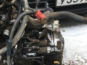 Кпп автоматическая на Honda Partner GJ3 L15A