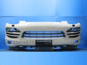 Бампер на Porsche Cayenne 92A