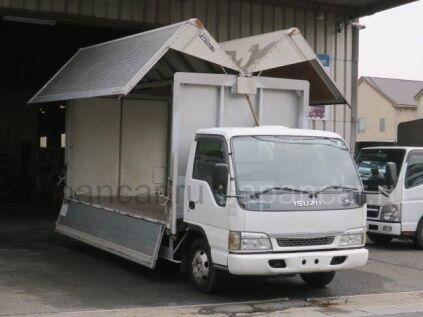 Фургон ISUZU Elf 2003 года во Владивостоке