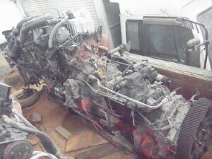 Двигатель на ISUZU 6WA1